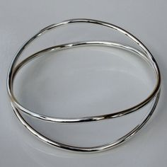 Double Wave Bangle £45.00