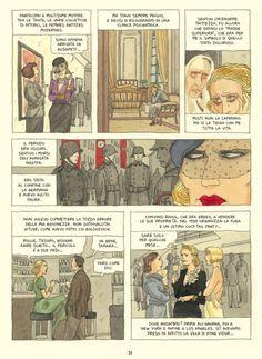 Vanna Vinci, tra le autrici più intelligenti e colte del panorama fumettistico italiano, ha recentemente pubblicato una nuova opera biografica: Tamara de Lempicka. Icona dell'art déco...