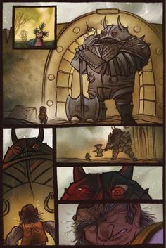 Labyrinth: The Comic!