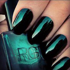 #RGBcosmetics #Sea • #NailedBy @nailinghwood • www.RGBcosmetics.com/Sea