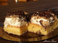 Prajitura Figaro Sweets Cake, Something Sweet, Dessert Recipes, Desserts, Tiramisu, Food To Make, Cheesecake, Cookies, Ethnic Recipes
