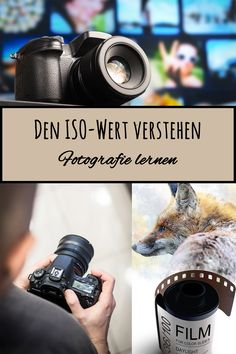 Understand the ISO value (basic photography knowledge) - sik-life.de - Understand the ISO value (basic knowledge of photography) – sik-life. Abstract Photography, Artistic Photography, Photography Tutorials, Digital Photography, Photography Tips, Street Photography, O Film, Dslr Nikon, Aperture And Shutter Speed