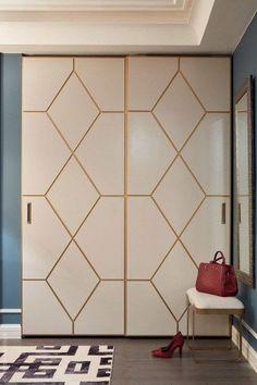 Ideas for bedroom wardrobe doors cupboards