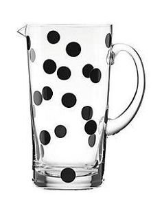 dot pitcher by kate spade new york