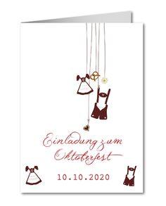 einladung party oktoberfest