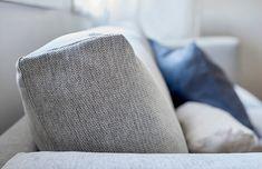 dossier canapé nockeby gris de ikea