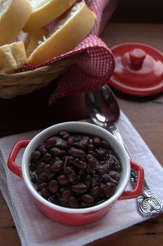 Deliciosa receta tradicional #cubana de frijoles negros.