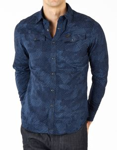 Koop Shirt - Tailor Shirt L/S Medium Aged Online op deeponline.nl voor slechts € 89,95. Vind 65 andere G-Star producten op deeponline.nl.