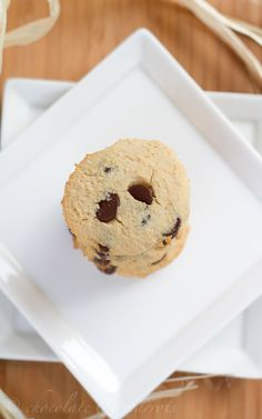 Coconut Flour Chocolate Chip Cookies: this are amazing. Bake better than almond flour cookies. I used stevia instead of sugar.