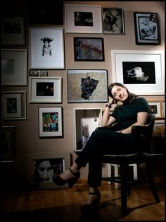 Editorial portrait photography, environmental portrait photography, Avisheh Mohsenin