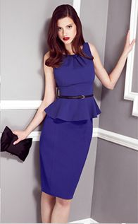 Everyone loves peplum styles this season! @Coast_Stores