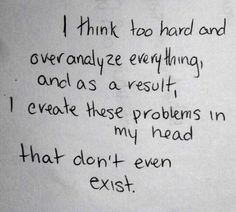 I hate these 3 am thoughts with a passion. I'm just killing myself. I need to stop. I want to cut myself off but there's hope.. For now. :(