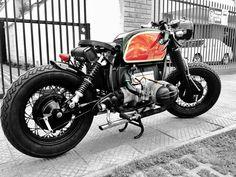 Diabla #bmw #motorcycles #r50/5 #caferacer #bobber
