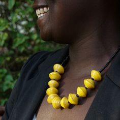 """Asali means """"honey"""" in Swahili and there is nothing sweeter than empowering a woman a world away to change her life. -BeadForLife"""