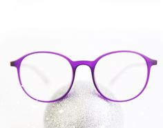 violet glasses are cool.