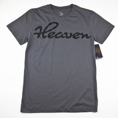 Heaven Tee Men's Asphalt