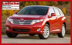 Take a look at the 2012 Toyota Venza in this photo gallery brought to you by the automotive experts at Motor Trend. Toyota Tacoma Trd Pro, Toyota Usa, Toyota Tundra, Toyota Venza, Crossover Suv, Android Auto, Photo Galleries, Ford, Vehicles