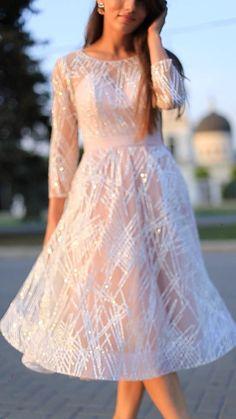 Elegant White Dress, Classy Dress, White Mini Dress, Elegant Dresses Classy, White Dress Outfit, Dress Black, Stylish Dress Designs, Stylish Dresses, Simple Dresses