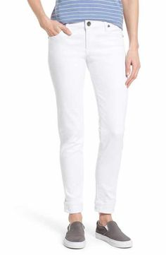 KUT from the Kloth Catherine Stretch Boyfriend Jeans