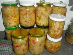 Vitamínový zelný salát Mason Jars, Mason Jar, Glass Jars, Jars