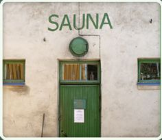 My favourite places: Rajaportin sauna, Pispala, Tampere, Finland Sauna Shower, Finnish Words, West Coast Living, Finnish Sauna, Saunas, Built Environment, Love People, Helsinki, Birches