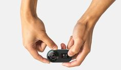 Rylo 4K 360° camera uses a one-tap app to produce cinematic videos: Digital Photography Review