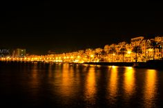 Charm of the city of Alexandria @ night