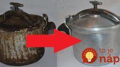 Nevídaný trik, ktorý dá do gruntu všetky hrnce, panvice aj formy na pečenie: Ocot a sódu nechajte na mieste, starodávna metóda našich prababiek! Home Hacks, Ea, Bronze, Tips, Advice, Hacks