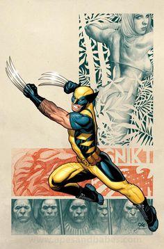 Frank Cho - Savage Wolverine