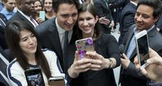 """Trudeaumania"" Is Now Officially Part Of The Oxford English Dictionary #montreal #thingstodo"