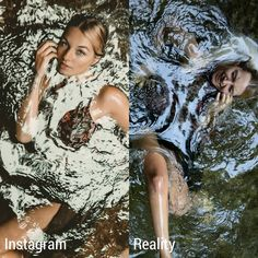 Instances Of Social Media Being Total Bulls**t Instagram Vs Real Life, V Instagram, Life Pictures, Life Pics, Funny Images, Funny Pictures, Life Moments, One Pic, The Funny