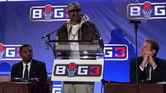 The Big 3 Basketball league held it's first draft today in Las Vegas, NV. Get the full draft results here.
