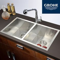 Your Ingredients Gallery Sink, Copper, Appliances, Canning, Kitchen, Home Decor, Sink Tops, Gadgets, Vessel Sink