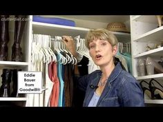 Lorie Marrero gives you: 5 Ways to Organize Your Wardrobe Closet Like a Pro Home Organization Hacks, Closet Organization, Organizing Tips, Clothing Storage, Wardrobe Closet, Getting Organized, 5 Ways, Clean House, Everyday Fashion