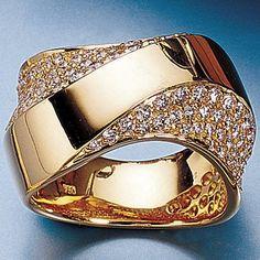 Dreambase Damen-Ring 112 Diamant-Brillanten 14 Karat (585) Gelbgold 1.66 ct. 50 (15.9) von Dreambase, http://www.amazon.de/dp/B00AWAJRDE/ref=cm_sw_r_pi_dp_sj..qb1BMJXXT