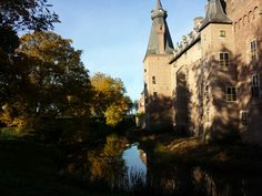 """""""Doorwerth"""" Castle, The Netherlands Netherlands, Castle, Mansions, House Styles, Home Decor, The Nederlands, The Netherlands, Luxury Houses, Holland"""