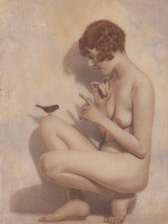 A little bird told Nana... (Basil Brown)