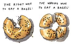 My First Bagel - NYTimes.com