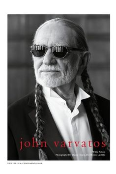 445d236da97f Willie Nelson for John Varvatos advertising campaign...just got a pair of  these