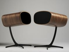 Davone Audio's Speakers, Ray, Are An Homage To The Eames Lounge