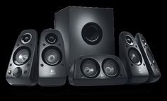 Surround Sound Speakers Z506 - Logitech HU