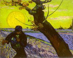 Der Sämann von Vincent van Gogh