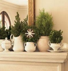 White pottery by jenniedrs
