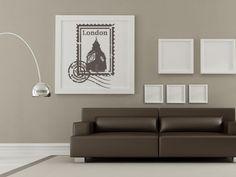 Los lugares favoritos, recuerdos de las vacaciones o las decoraciones pared originales - vinilos de pared que representan monumentos dedicados a los entusiastas de los viajes #home #homedecor #decoraciones #vinilos #vinilosdepared #vinilospared