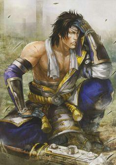 Samurai Warriors- Masonari Fukushima