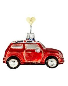 Buy Bombki Tourism Little UK Mini Cooper Glass Hanging Decoration from our Baubles & Tree Decorations range at John Lewis & Partners. Christmas Things To Do, Merry Little Christmas, Xmas, Christmas Stuff, Christmas Gifts, Christmas Tree Baubles, Christmas Tree Decorations, Mini Driver, Mini Copper