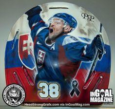 I Love Goalies!: Jaroslav Halak 2011-12 Mask