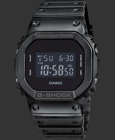 Image result for CASIO G-SHOCK DW-5600BB-1JF SPECIAL BLACK