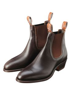 R.M. Williams  Yearling  Chelsea Boots R M Williams Boots c2410f723a7f8