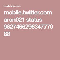 mobile.twitter.com aron021 status 982746629634777088